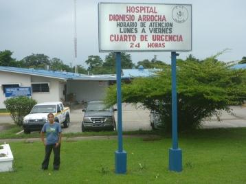 Estudio de Impacto Ambiental de Clínica de Hemodialisis en Puerto Armuelles.